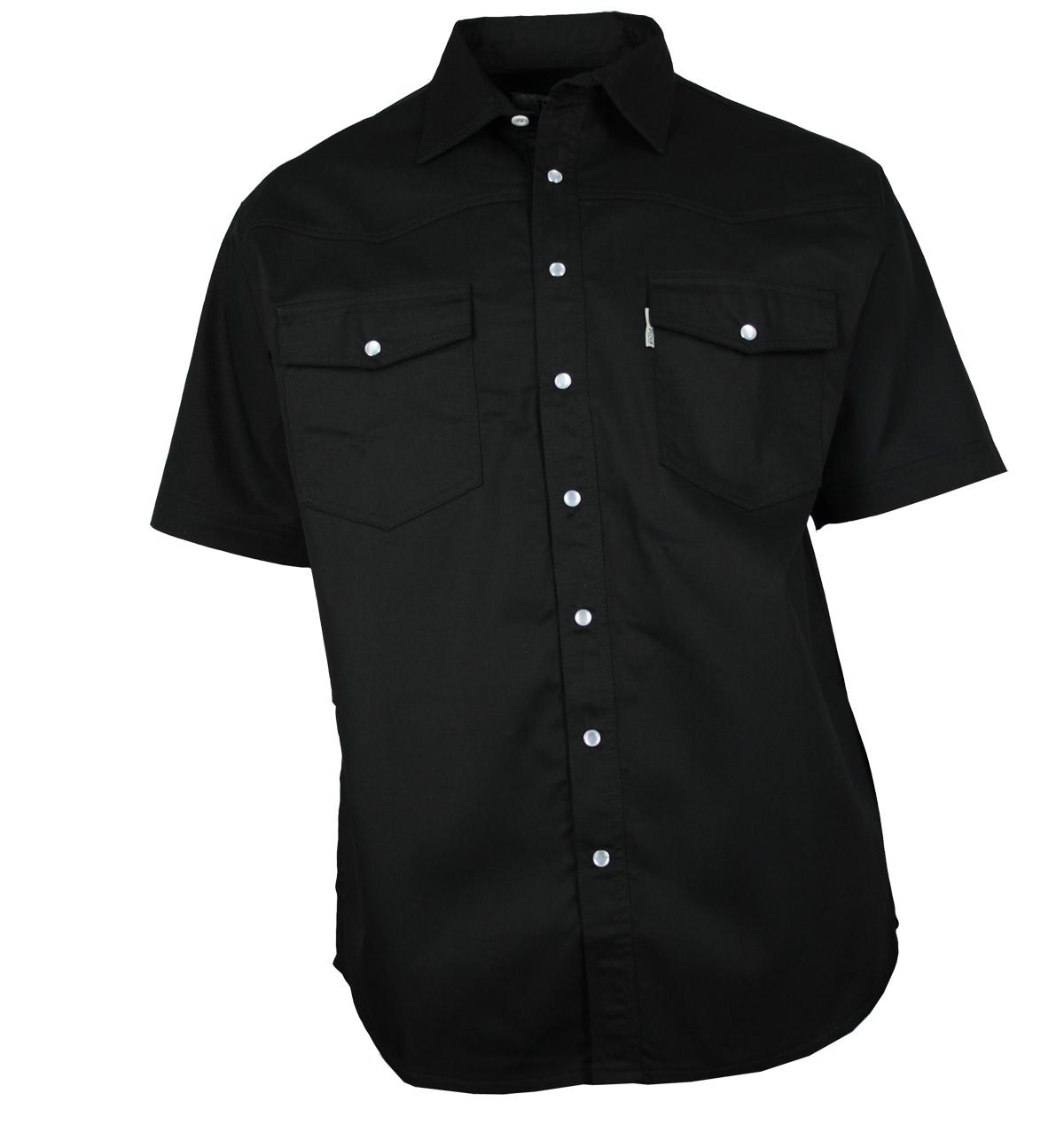 jeansartikel lederartikel strassartikel online kaufen western speicher jeanshemd kurzarm. Black Bedroom Furniture Sets. Home Design Ideas