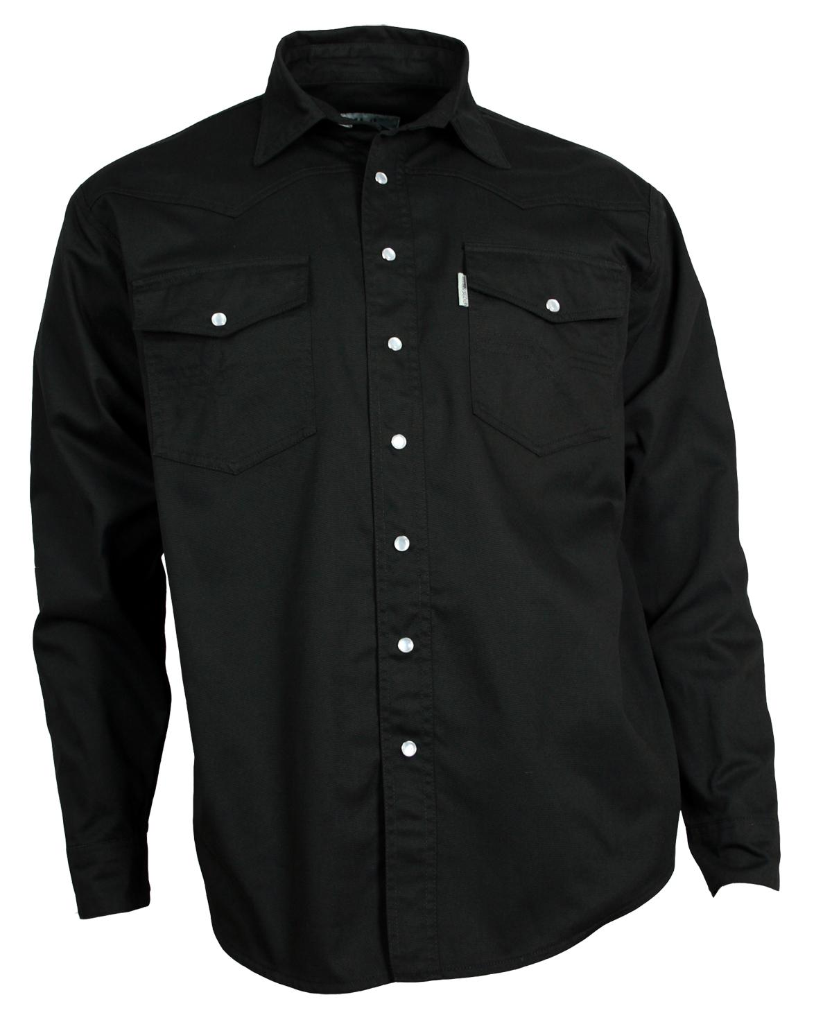 jeansartikel lederartikel strassartikel online kaufen jeanshemd arizona schwarz. Black Bedroom Furniture Sets. Home Design Ideas