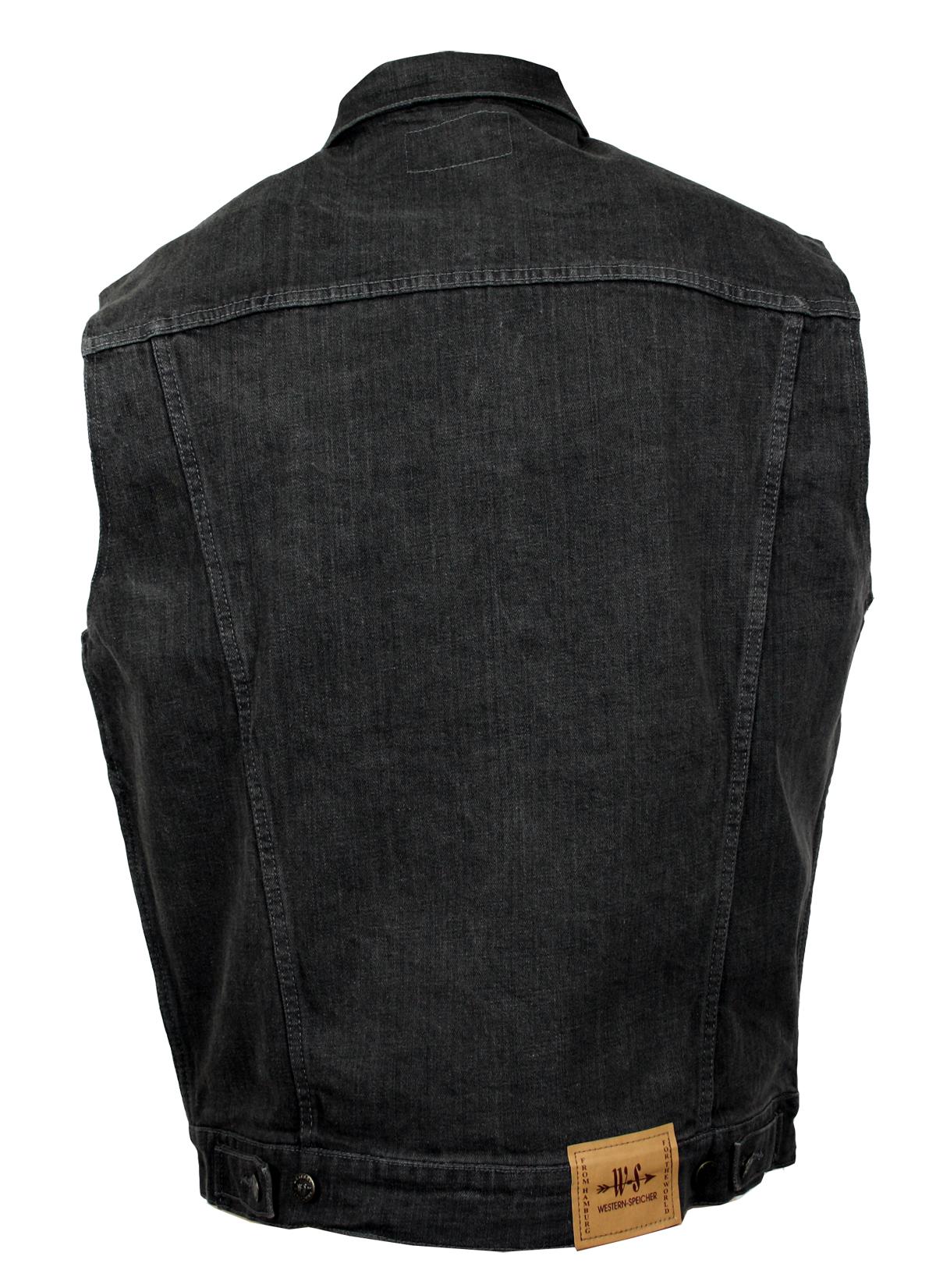Jeansweste Kutte