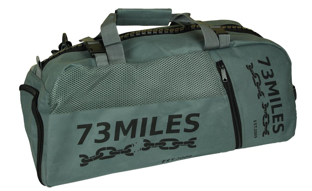 jeansartikel lederartikel strassartikel online kaufen 73miles sporttasche rucksack. Black Bedroom Furniture Sets. Home Design Ideas