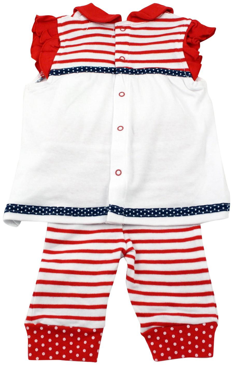 Baby Kleinkinder 2-Teiler Nautical